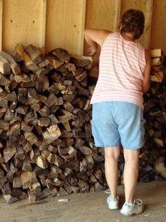 stackingwood