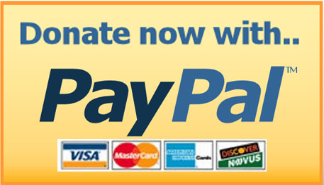 Donate with PayPal